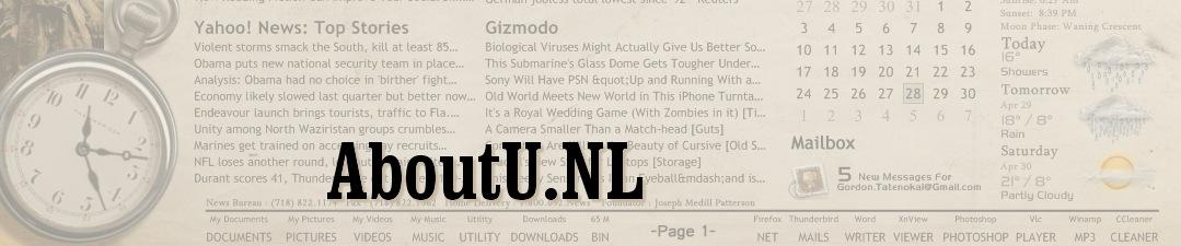 AboutU – Artikelkrant
